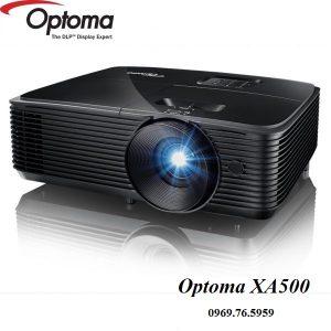 Optoma Xa500 600x600